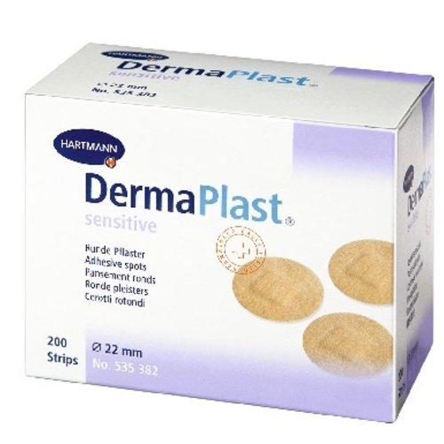 Hartmann Dermaplast  Sensitive ronde spots 22mm