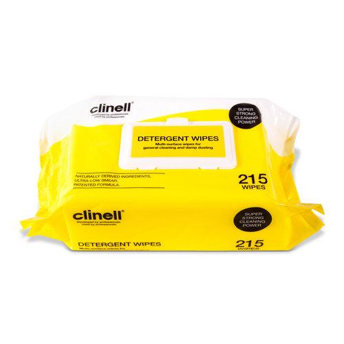 Clinell Reinigingsdoekjes (215) CDW215