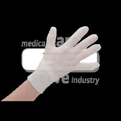 12 paar katoenen handschoenen met manchet