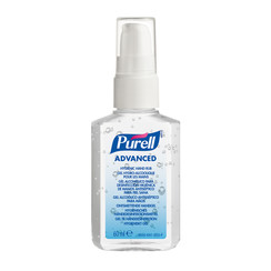 Desinfectie handgel Advanced 60 ml CTGB 14329N