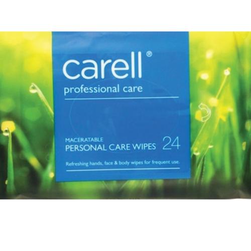 Clinell Carell Reinigingsdoekjes p.pak a 24st CHF24