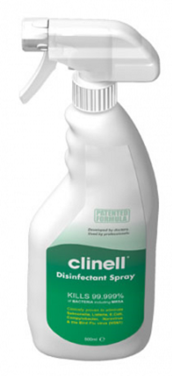 Clinell Universele Spray p.s. CDS500