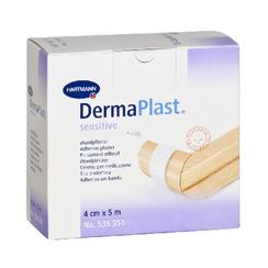 Dermaplast Sensitive 5m x 4cm pleisterrol