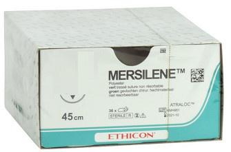 MERSILENE GROEN GEVL 3-0 18506G
