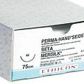 Ethicon PH-ZIJDE ZWART GEVL 3-0 EH7343H met SH1 PLUS naald met hechtdraad 0,75  36st/pak