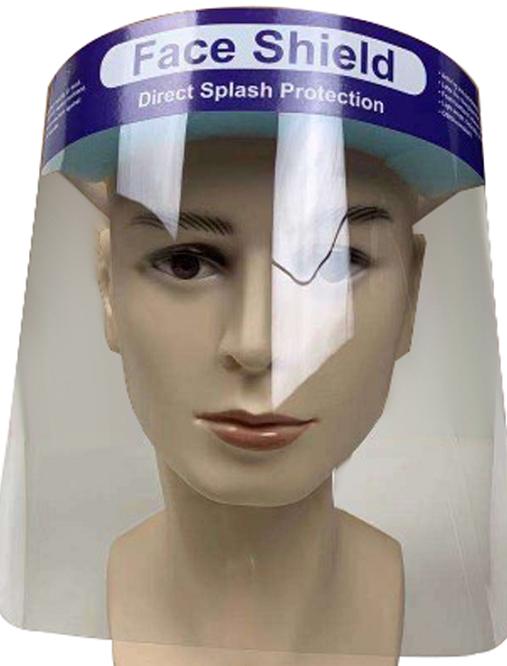 Face Shield vol Gelaatsscherm per stuk