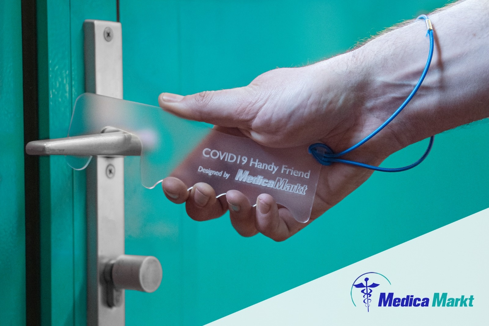 Covid19 Handy Friend contactloos opener