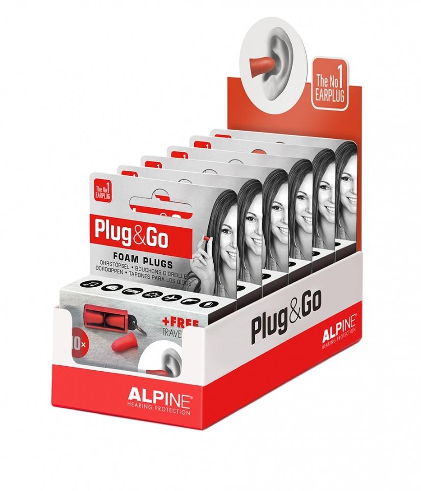 Plug&Go oordopjes