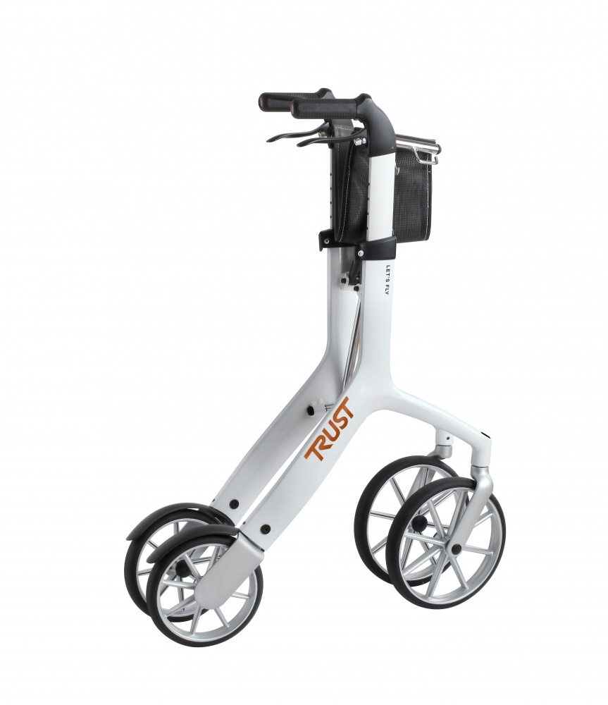 TrustCare Let's Fly rollator
