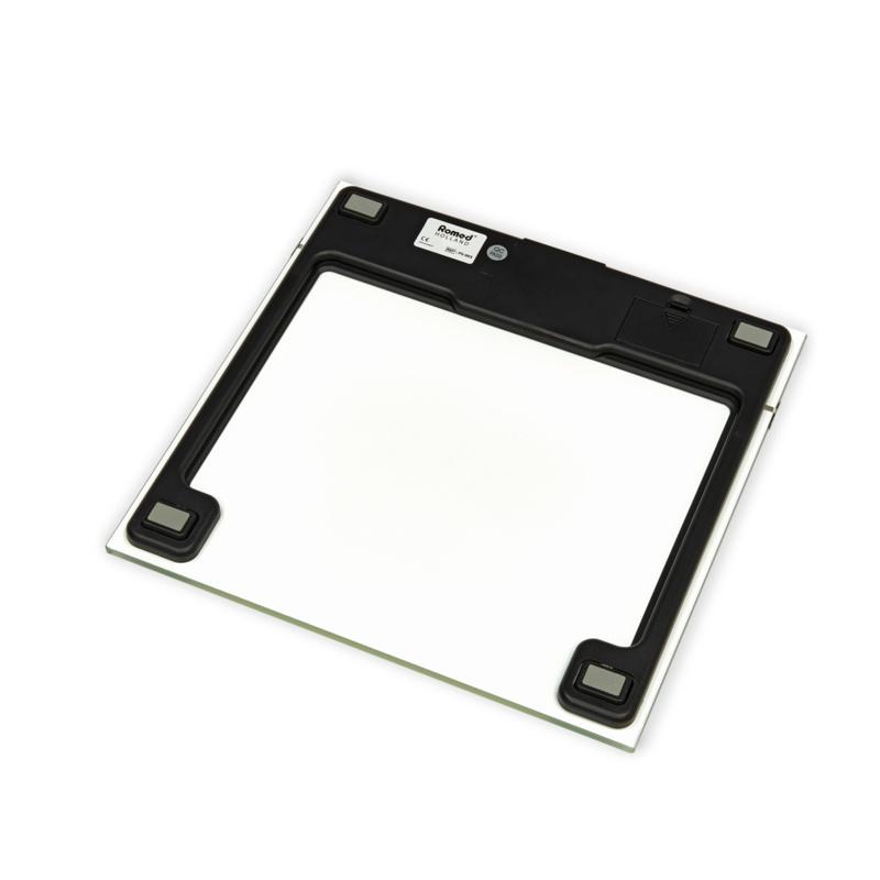 Romed Weegschaal digitaal LCD en groot display
