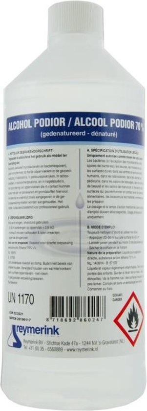 Podior 70% desinfectie 1000 ml  Spiritus Ketonatus