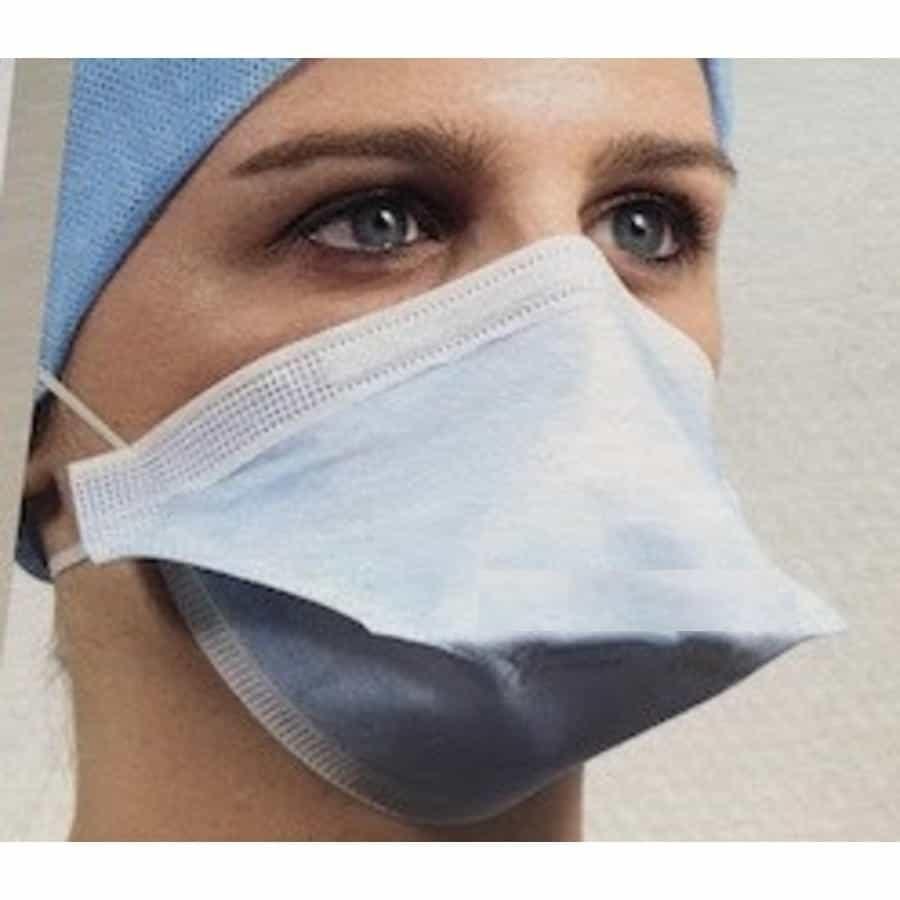 50x FFP2 OK mondmaskers OP Air-Pro eendenbek