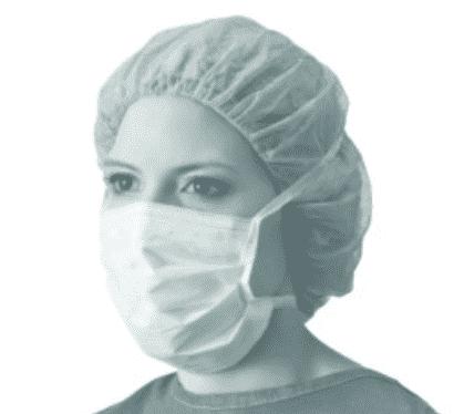 300x NON27385 hypoallergeen chirurgisch masker