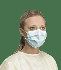 300x P64-4020 Type 2 mondmasker Anti-Fogging