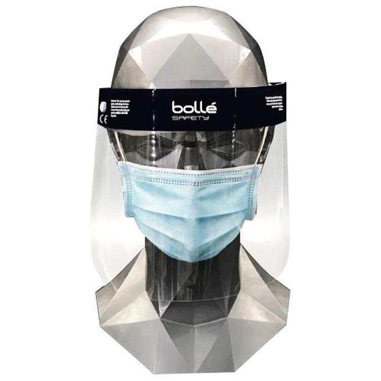 Face Shield Premium volgelaatscherm per stuk