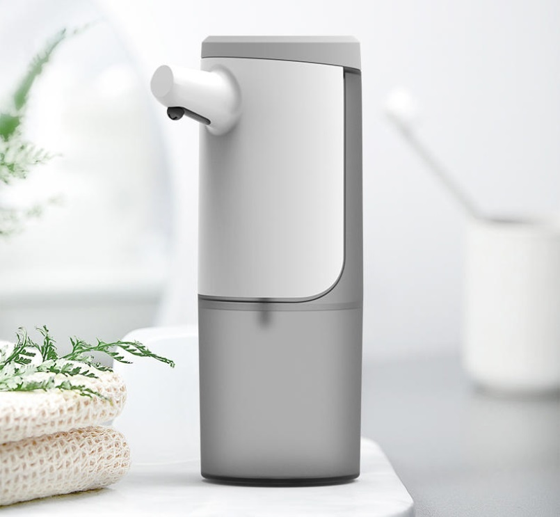 Dispenser Touchless USB - foamzeep of sanitizer