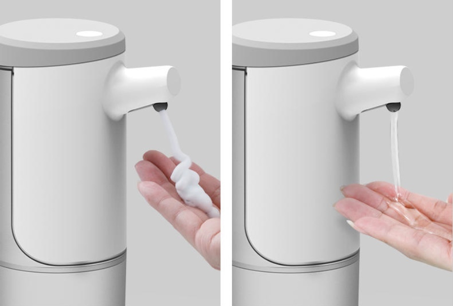 Dispenser Touchless incl 1x zeep of sanitizer