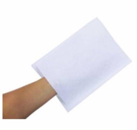 Hygienische washandjes chloorhexidine 10st