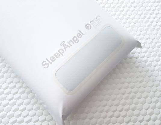 Anti-allergie hoofdkussen - Wit Contour Suplim