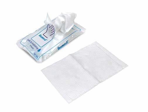 Vochtige washandjes 8st omdoos a 24 bags