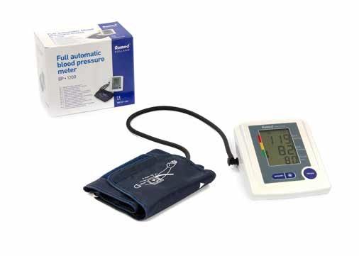 Bloeddrukmeter volautomatisch electronisch p.s.