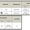 Bollé Spatbril anti-condens breed zicht EN166 Z87+ S10