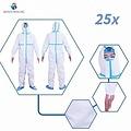Biosis Medisch beschermende Coverall  Type 3 Large