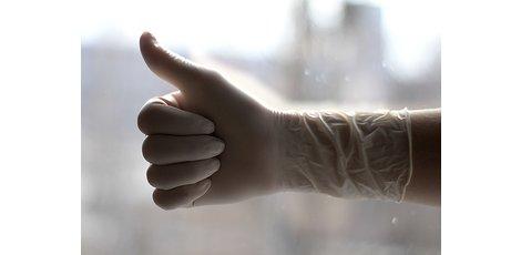 Bepaal uw handschoenmaat