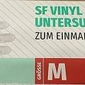 SF Medical Vinyl handschoenen transparant Medium
