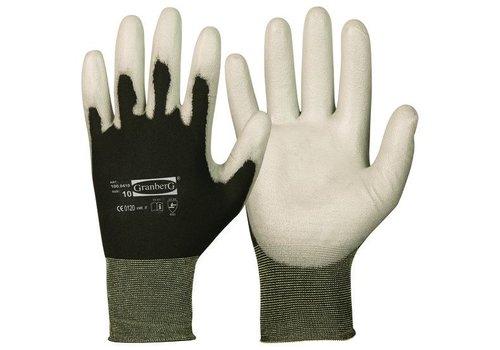Werkhandschoen Nylon PU Easy Fit p. paar l/r