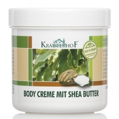 Shea Butter Body Creme 250ml