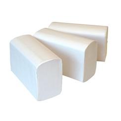 MULTIFOLD M-vouw papieren handdoekjes 2 laags