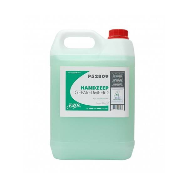 Handzeep de luxe zeep  in 5 liter can