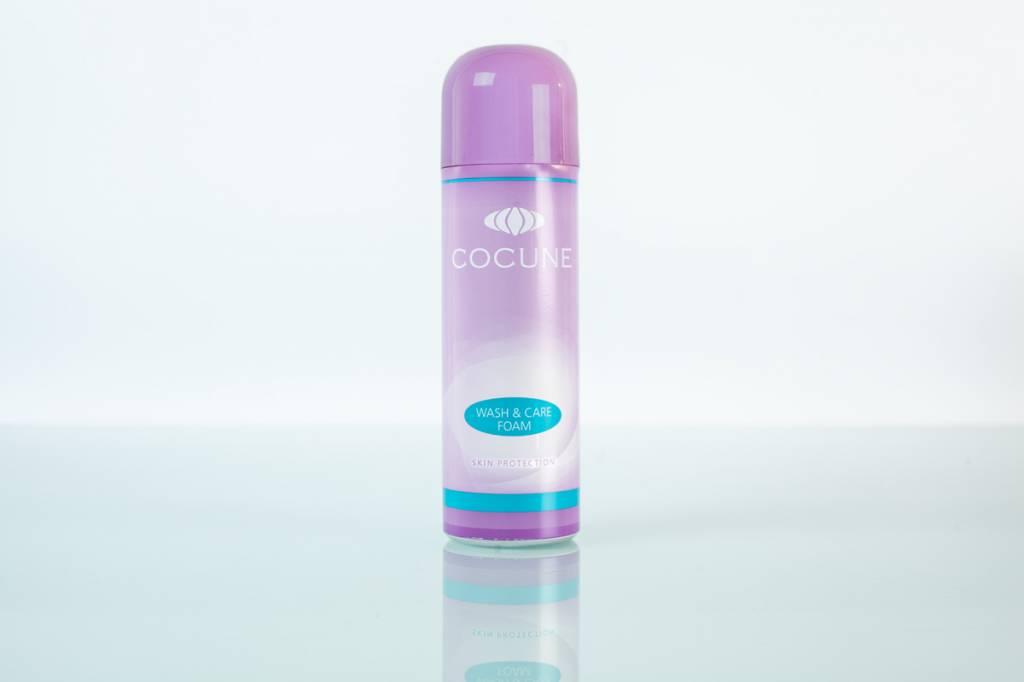 Wash & Care reinigingsfoam voor de gevoelige huid 250ml