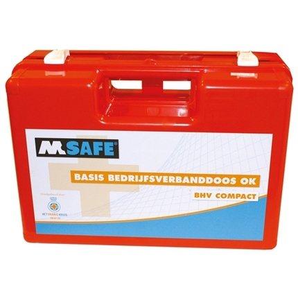 EHBO bedrijfsverbanddoos OK BHV HACCP Oranje Kruis VB24-29