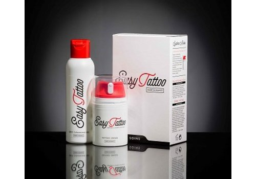 Tattoo Aftercare Kit 125ml Cleansing en 50ml Cream