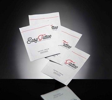 Tattoo nazorg creme sachets - Box 20x 4gr