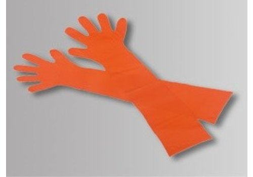 Veterinaire PE handschoenen 90cm