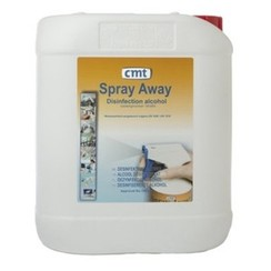 Spray Away desinfectie alcohol 5000 ml