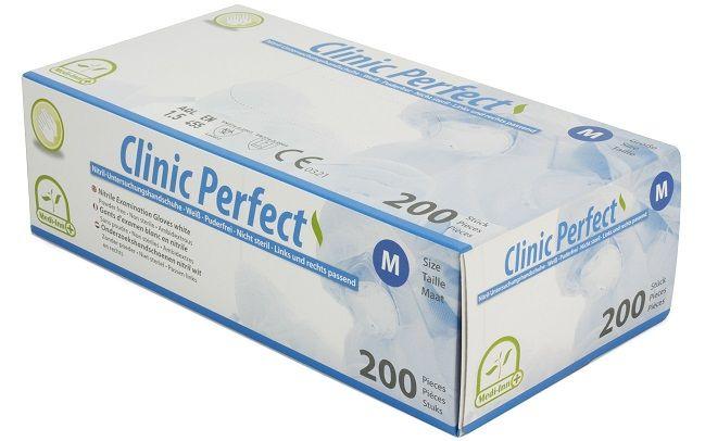 200 Soft Nitril handschoenen ECO hypoallergeen