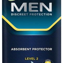 6x 20 Tena for Men Level 2 Medium incontinentie inleggers