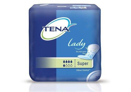 6x 30 Lady Super incontinentie inleggers dames