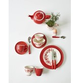 "GreenGate Eierbecher ""Egg cup Alice"" red"