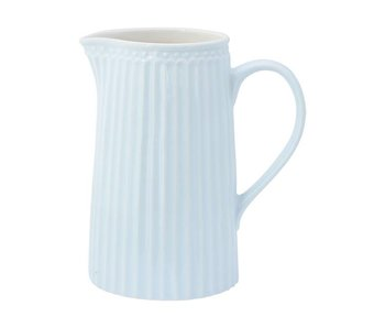 "GreenGate Krug ""Jug Alice"" pale blue, 1L"
