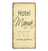 """IB LAURSEN Magnet """"Hotel Mama immer geöffnet"""""""