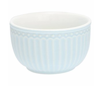 "GreenGate Mini bowl ""Alice"" pale blue"