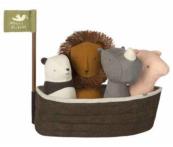 Maileg Noah`s Ark mit 4 Rasseln