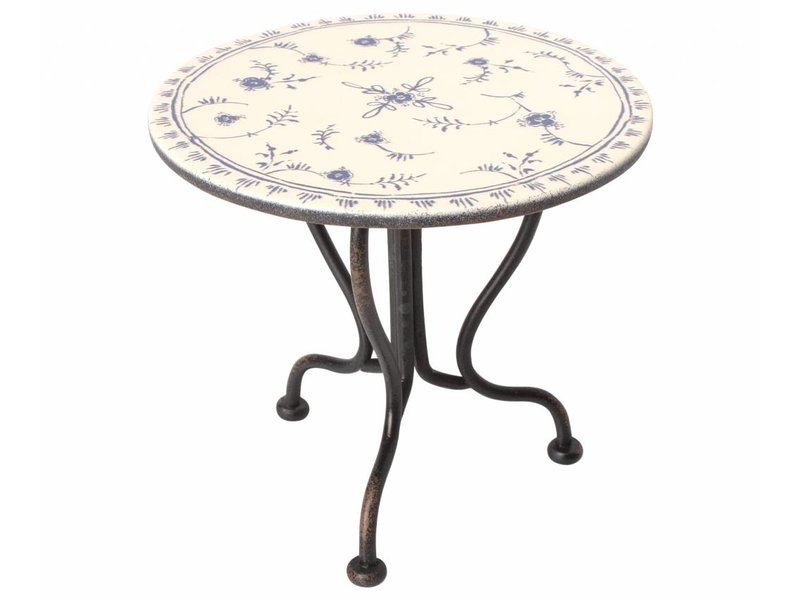 "Maileg Hasen Tisch ""Vintage Tea table"" micro"