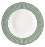 """GreenGate Tieferteller """"Deep plate Alice"""" dusty mint"""