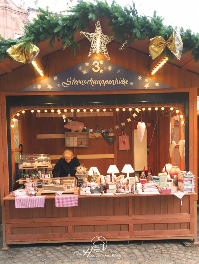 Weihnachtsmarkt Ettlingen 2018